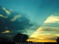 20001211mb05_halo_sundog_crepuscular_rays_mcleans_ridges_nsw