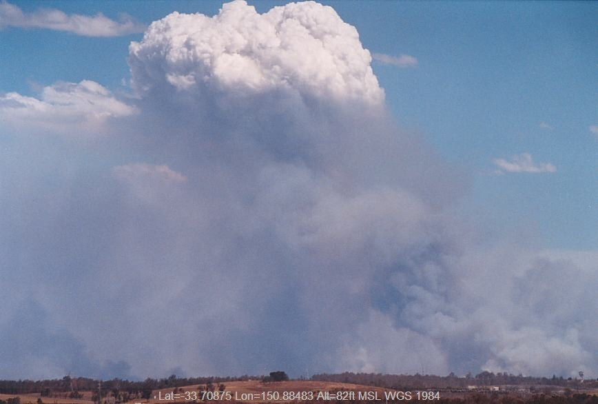 Gallery: Pyrocumulus Clouds