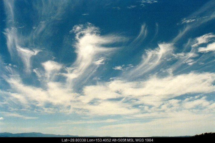 Gallery: Cirrus Clouds