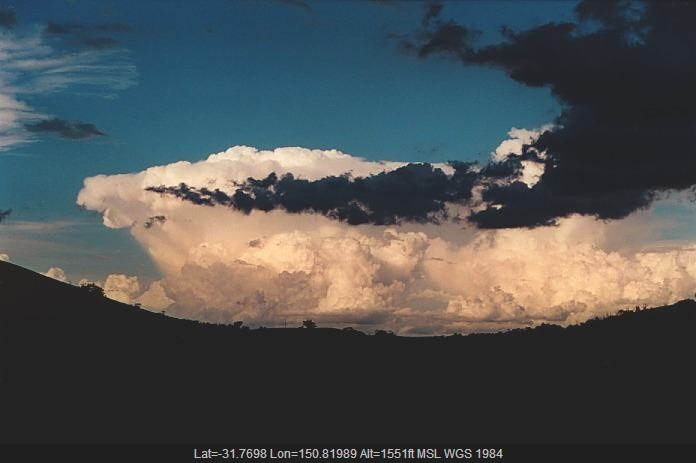20001103jd20_cumulonimbus_incus_s_of_murrurundi_nsw