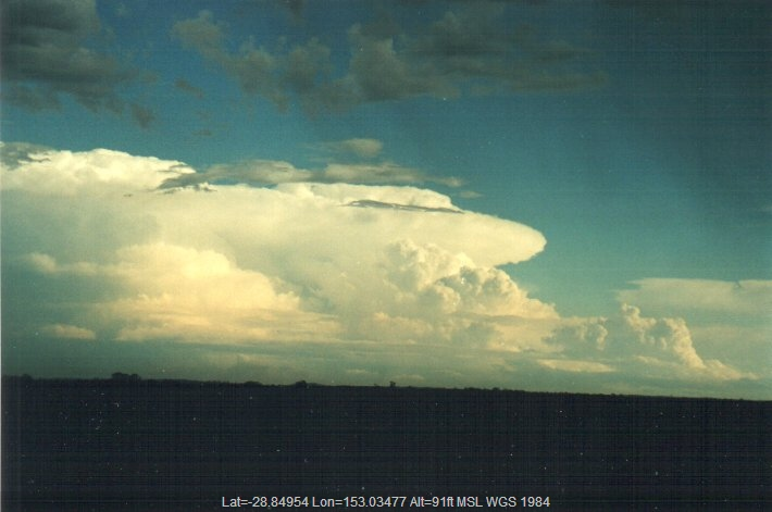 20001105mb35_cumulonimbus_incus_n_of_casino_nsw