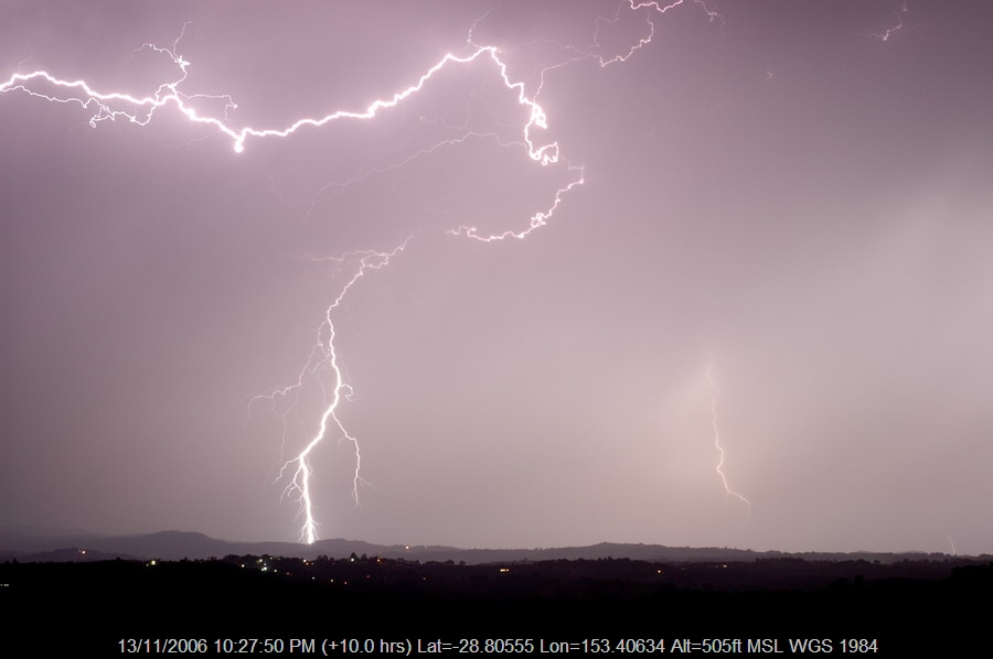 20061113mb32_lightning_bolts_mcleans_ridges_nsw