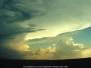 Thunderstorm Anvils