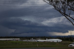 Severe Storms & Supercells 12-13th February 2012