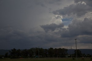 Structured severe storms 13th February 2012