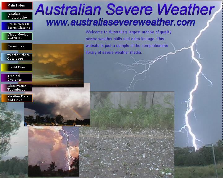 Australian Severe Weather archives