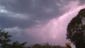 Purple lightning Blacktown 2006