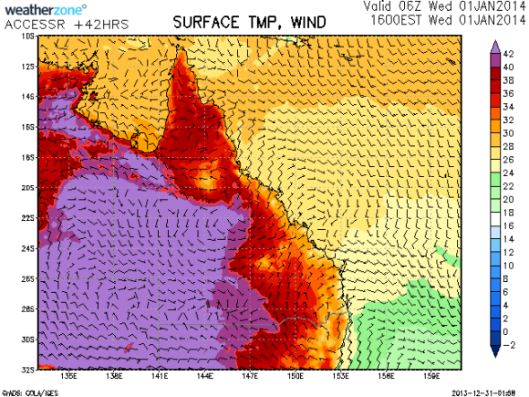 heat_wave_Queensland_1st_january_2014