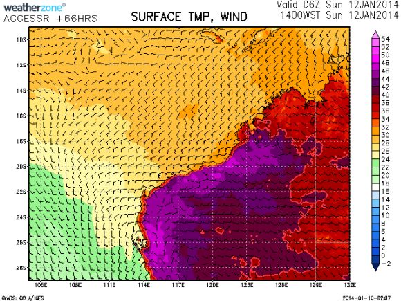 western_australia_heat_wave_January_12_2014