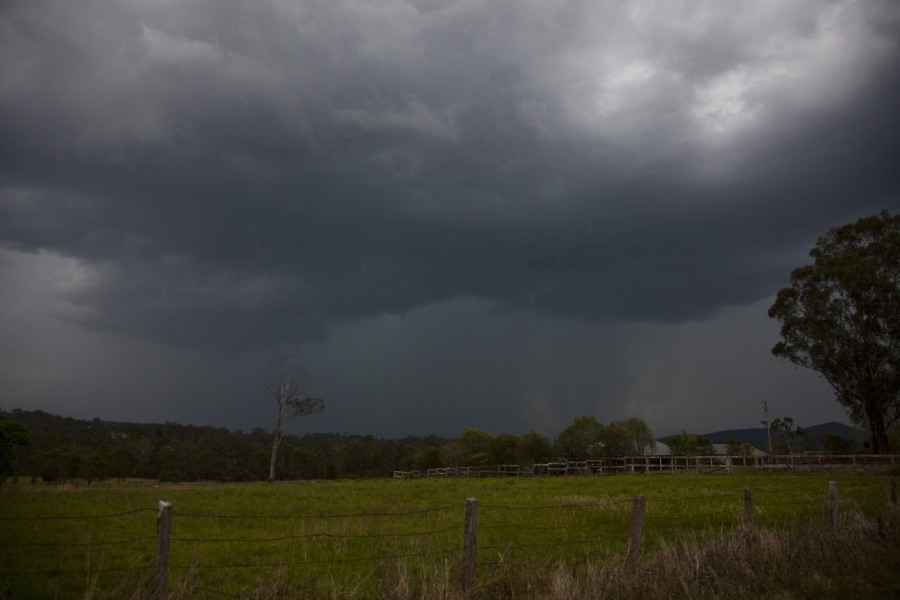 Severe Storms and heat 25th November 2012 5