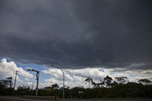 Central tablelands storms 2nd December 2012