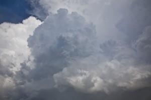 Storms NE NSW 17th December 2012