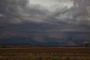 Severe storms North West Slopes 21st December 2012