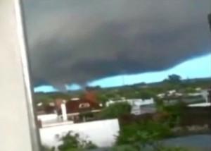 International weather: Uruguay Tornado, 6th December 2012