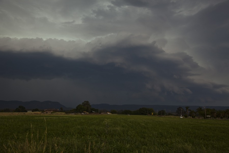 Severe Storms eastern NSW 22nd January 2013 2