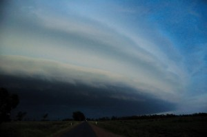 Darling Downs Severe Storms 10 Jan 2013