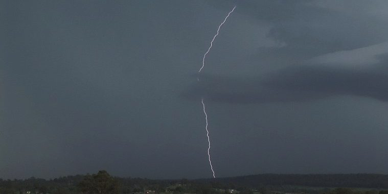 Supercell and severe storms in Sydney 10th February 2013 6
