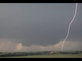 Extreme Lightning El Reno Tornadic Supercell 31st May 2013 2