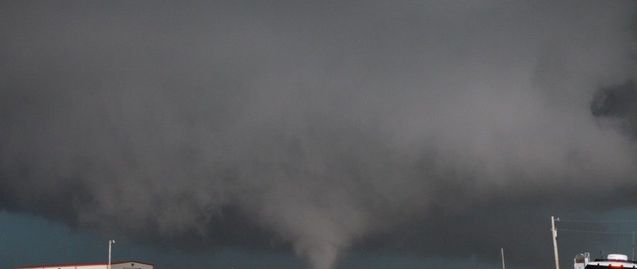 Widest Tornado in History - Violent Wedge Tornado El Reno 31st May 2013 4