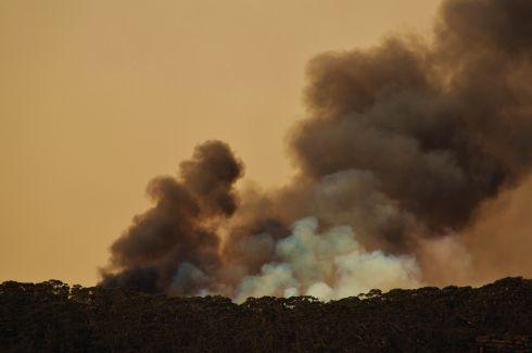 Bushfires Emergencies Blue Mountains 17th October 2013 13
