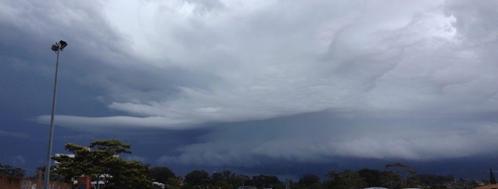 Hail Storms NE NSW and SE QLD November 16 2013 6