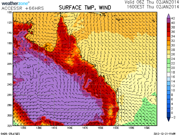 heat_wave_Queensland_2nd_January_2014