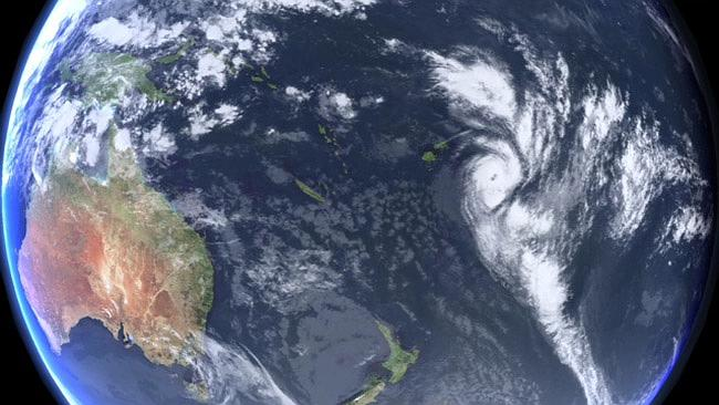 Tropical Cyclone Category 5 Tonga January 11th 2014 5