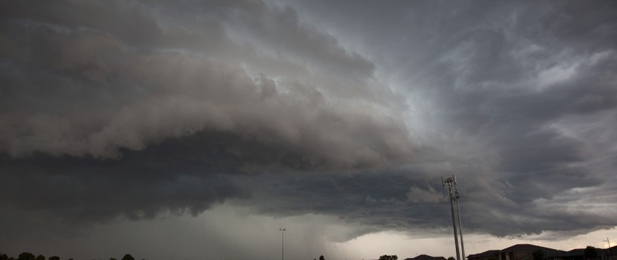 Severe Storm Warning Sydney 15th March 2014 4