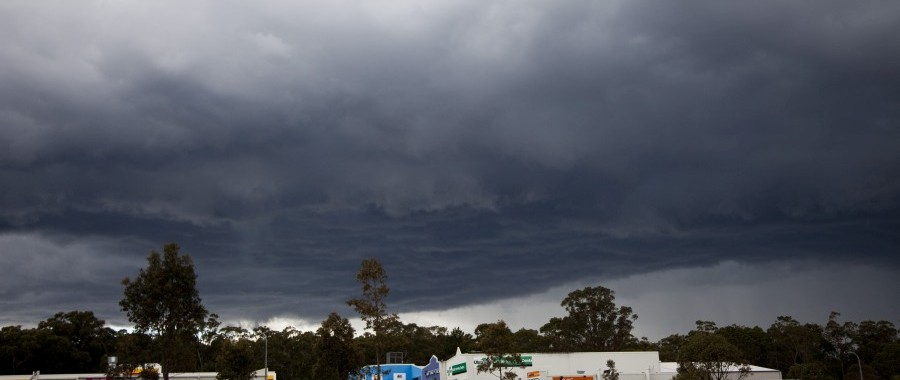 Sydney Severe Storms Hail and Rain 25th September 2014 12