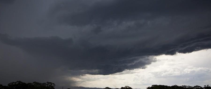 Storms Sydney 4th January 2015 12
