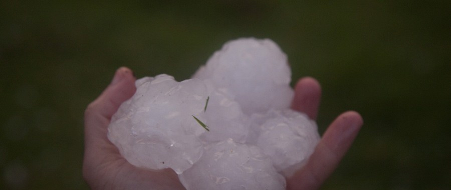 Giant Hail Putty to Lower Blue Mountains 12th March 2015 2