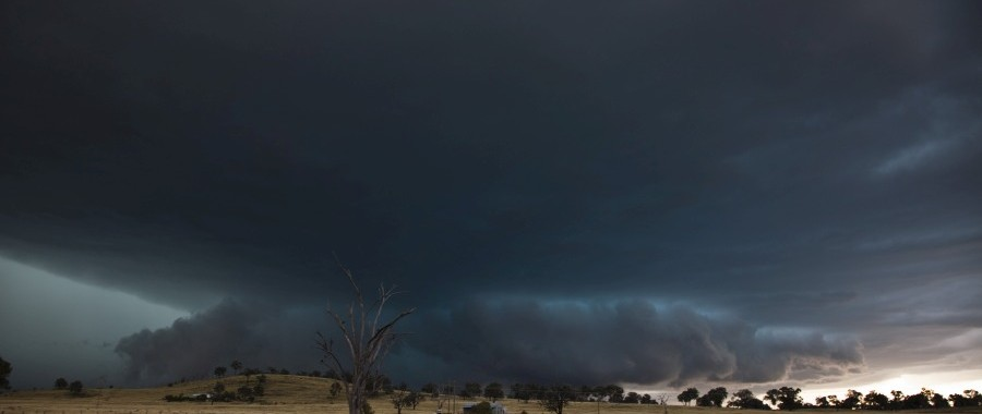Major Supercell Outbreak North West Slopes and Plains 21st March 2015 20