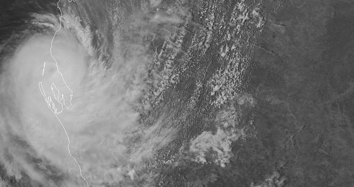 Tropical Cyclone Nathan and Tropical Cyclone Pam forms 5