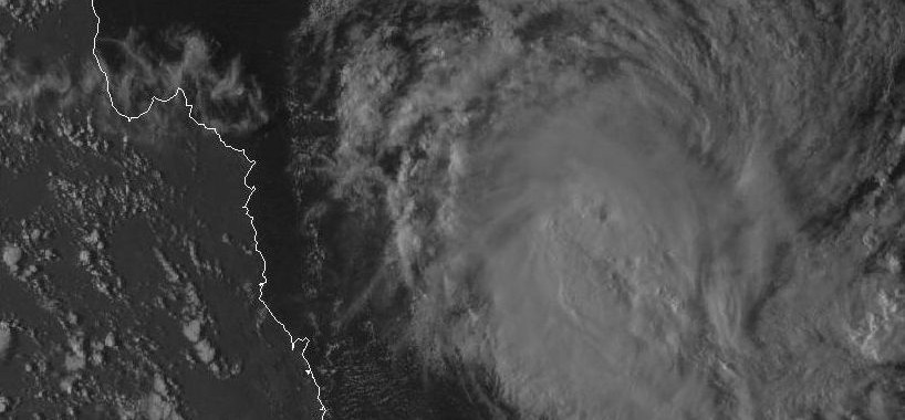 Tropical Cyclone Nathan may return to North Queensland Coast