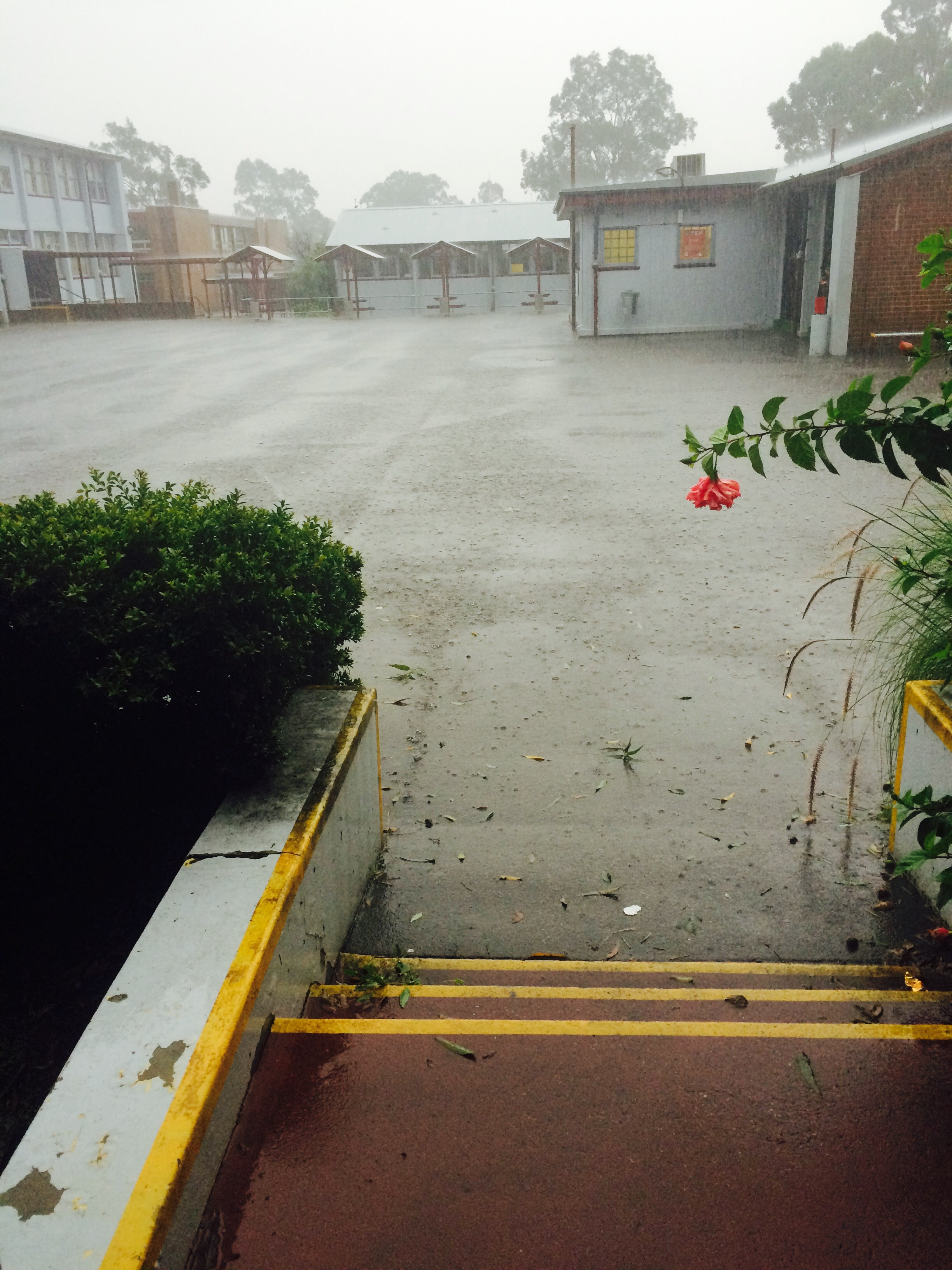 Heavy Rainfall Sydney 22nd April 2015 3