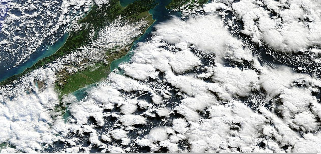 Polar Low brings heavy snow and gales to New Zealand 25 May 2015