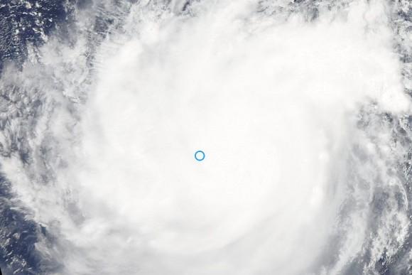TyphoonnearGuam