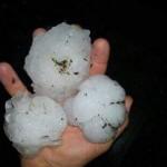 Hailstones Murrurundi