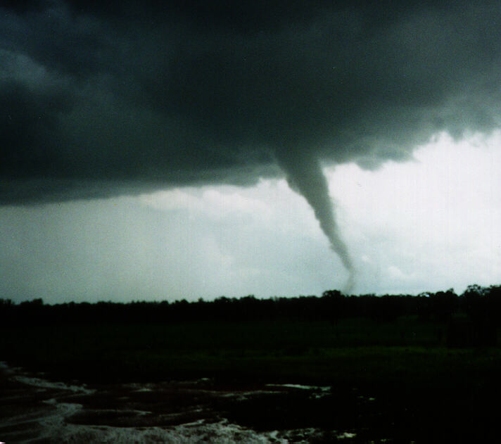 Tornado Bearbung 29 september 1996