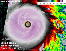 Patricia's Satellite Image