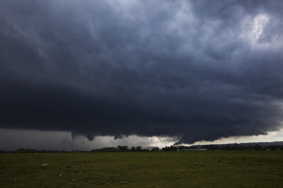 Storm Surprises Western Sydney and Hunter Valley 7th November 2015
