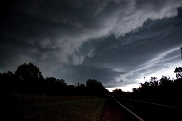 Violent Storm Singleton 13th November 2015
