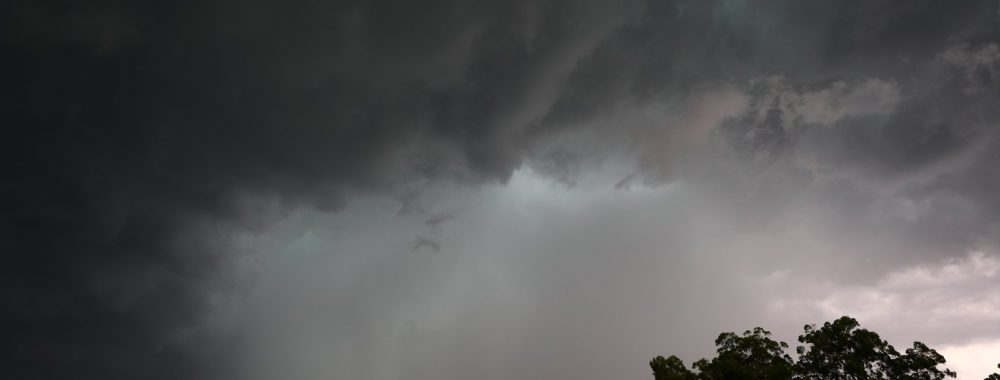 776f60257f853 Friday Sydney storms. First a blackout stopped me from getting in and then  this ... - Extreme Storms