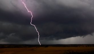 Southern Tablelands Severe Storms and Sydney Supercells with golf ball sized hailstones