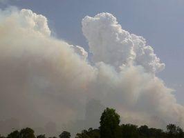 Timelapse of Blue Mountains Bushfires 2nd February 2020