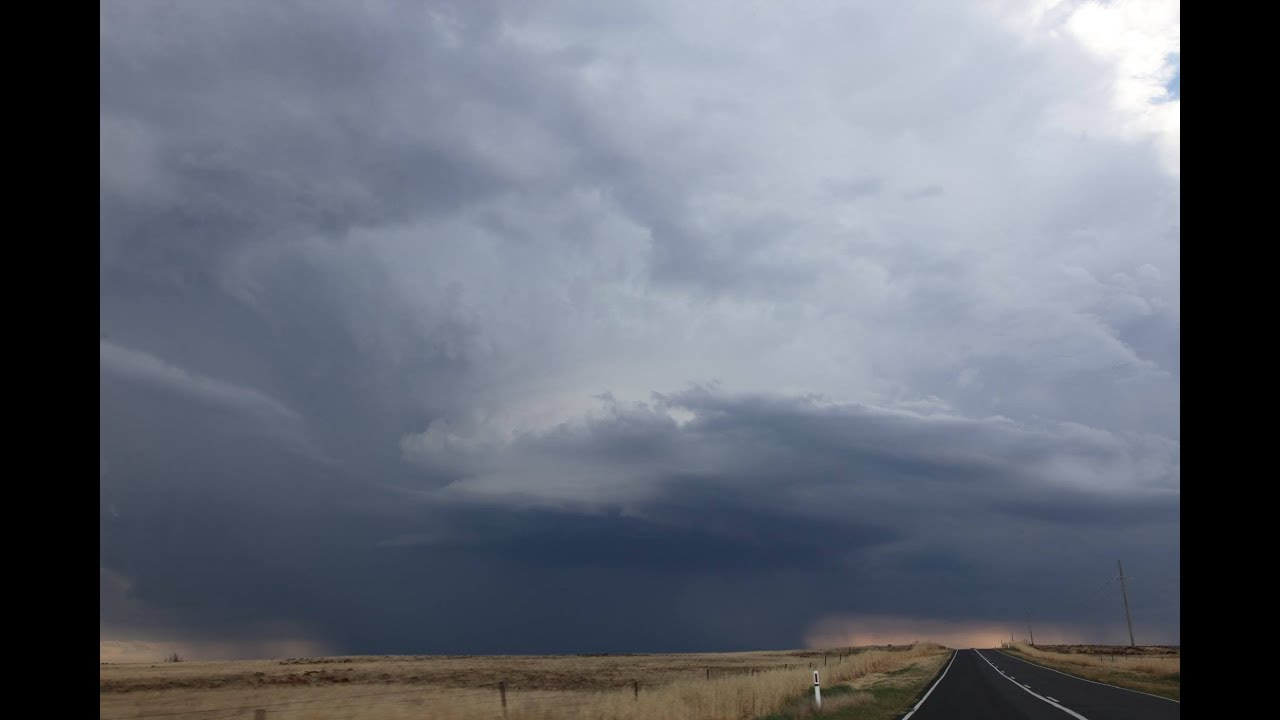 Bendigo Supercell 26th November 2017