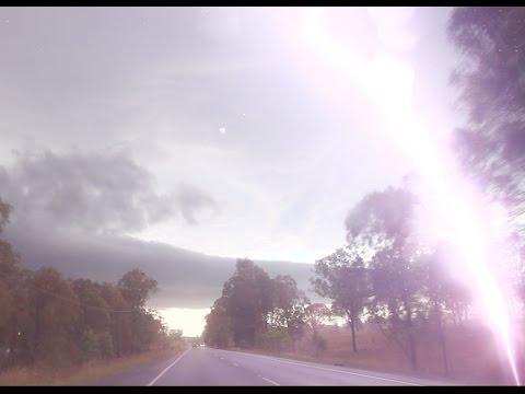 Deadly Lightning in Queensland storms 3rd December 2016