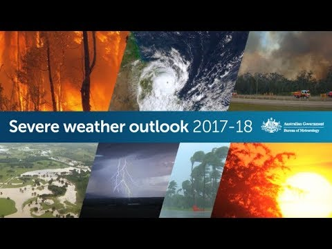 Severe Weather Outlook 2017-18