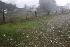 #storm #hailstorm #supercell #timelapse