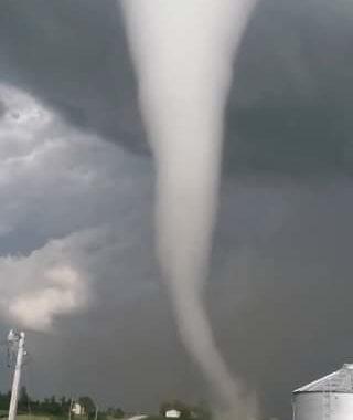 Conroy, Iowa Tornado